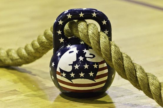 bell on rope